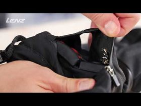 Gloves Only Lenz Heat Glove 6.0 Finger Cap Mittens for Unisex
